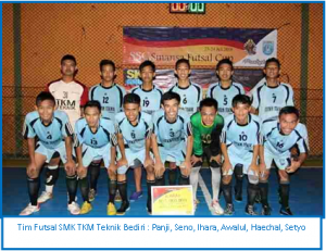 TURNAMEN FUTSAL CUP 2016